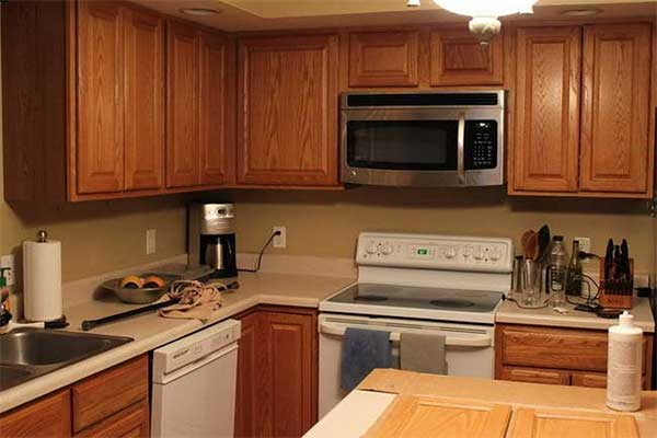 Blog :: Kitchens :: Best Colors to Go with Natural Oak Cabinets ...